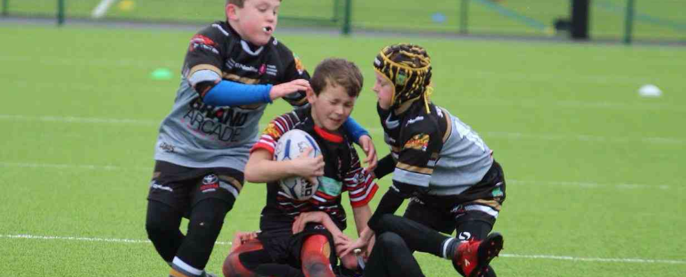 Under 9s win against Hindley