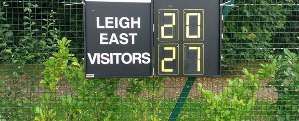 Drighlington win relegation battle