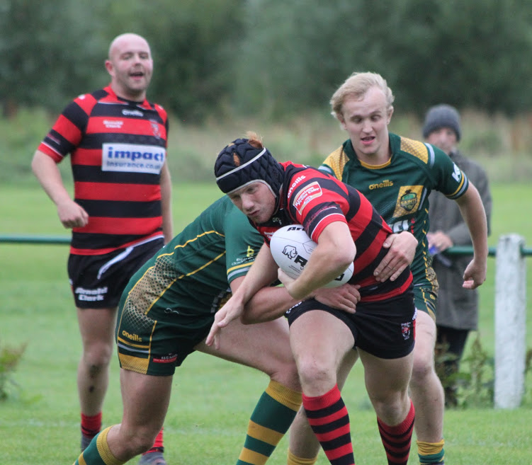 NCL: Leigh East 12 Waterhead 28
