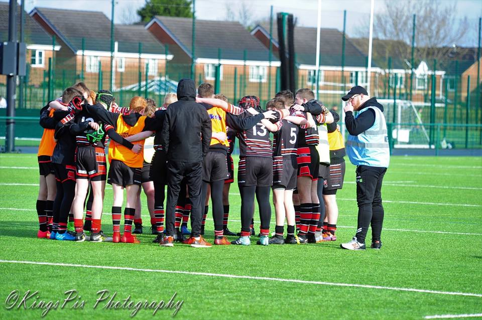 Leigh East U15s 34-12 in pictures